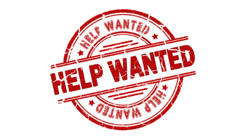Help Wanted Sign for Nonprofit Board of Directors GRUp Initiative Board of Directors Listings